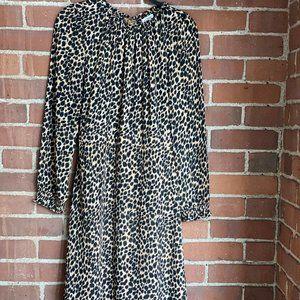 J.Crew Leopard Dress